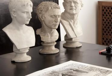 Puertas abiertas de la Real Academia en Roma