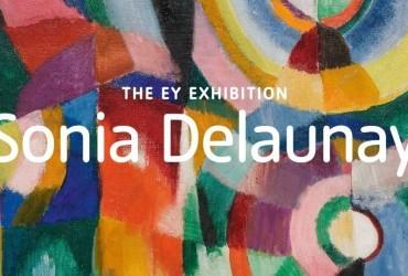 La simultaneidad de Sonia Delaunay en la Tate Modern