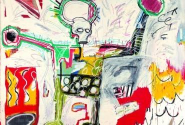 La transgresión de Basquiat en el Gugghenheim