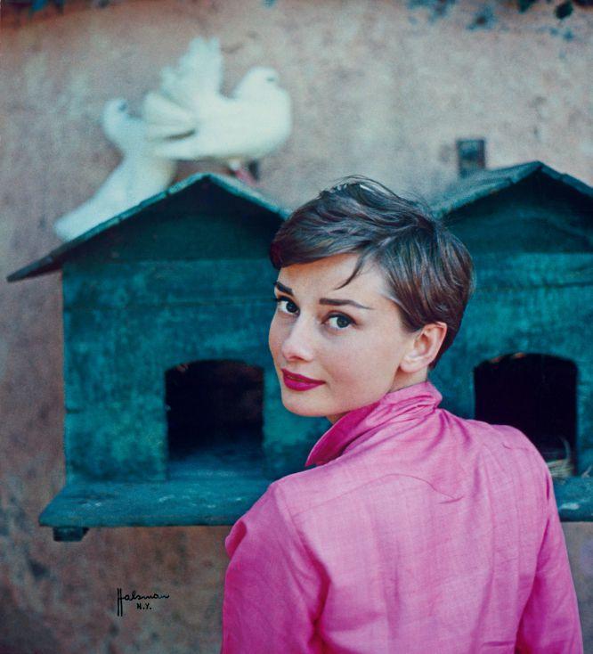 Fotografía de Philippe Halsman publicada por la revista 'LIFE' en 1954.