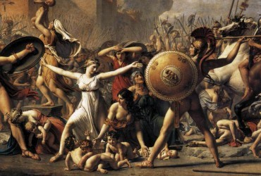 Jacques-Louis David, historia y revolución