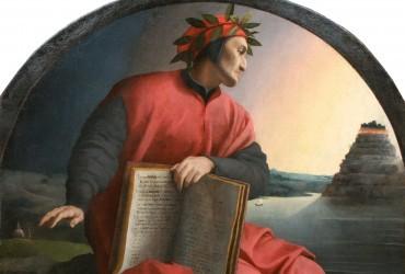 Dante Alighieri en los Uffizi