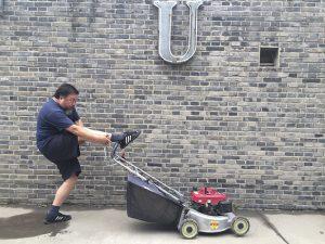Ai Weiwei, 16 de Junio, 2014, foto publicada en Instagram, © Ai Weiwei.