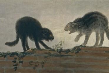 Una nueva lectura de los cartones de Goya y de la pintura del siglo XVIII