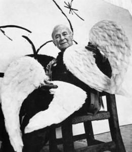 Joan Miró, por Alberto Schommer.
