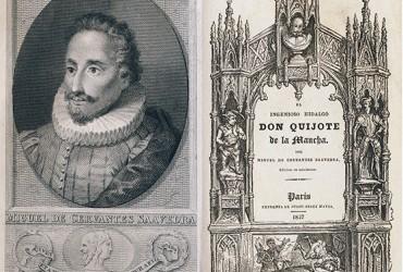 Cervantes, el Quijote y otros tesoros bibliográficos
