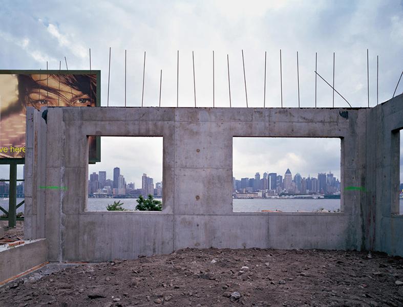 Alrededor del sueño (1) Nueva York, 2001.