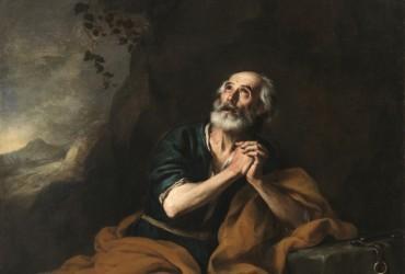 San Pedro Penitente de los Venerables