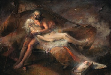 La pintura figurativa clásica de Odd Nerdrum