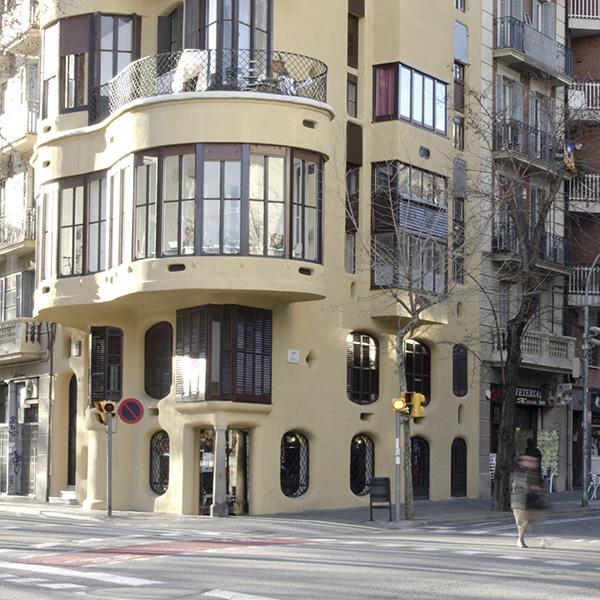 Arquitectura en barcelona descubrir el arte la revista - Trabajo arquitecto barcelona ...