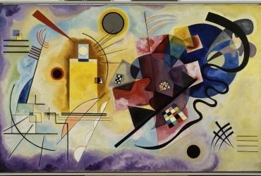 Wassily Kandinsky,explosión de la abstracción