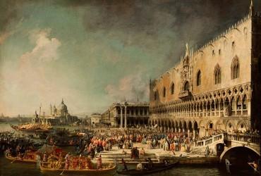 Canaletto, el pintor de postales ficticias