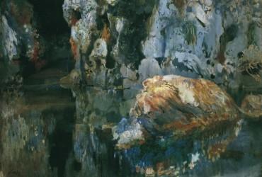 Joaquim Mir, paisajes de interior
