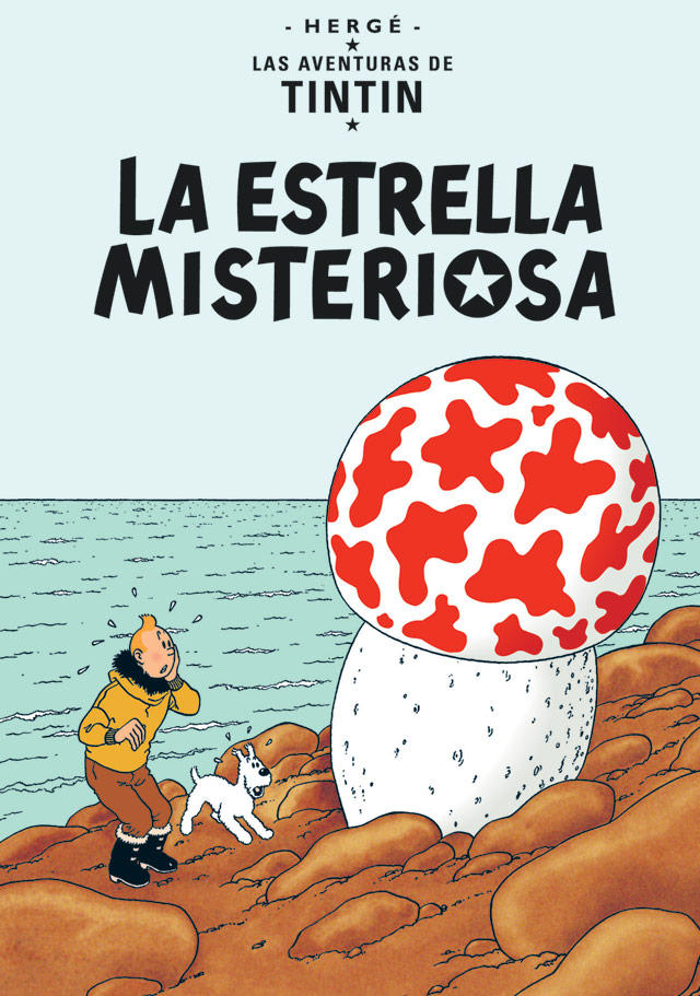 TINTIN-LA-ESTRELLA-MISTERIOSA