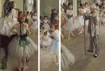 Cómo leer La clase de danza