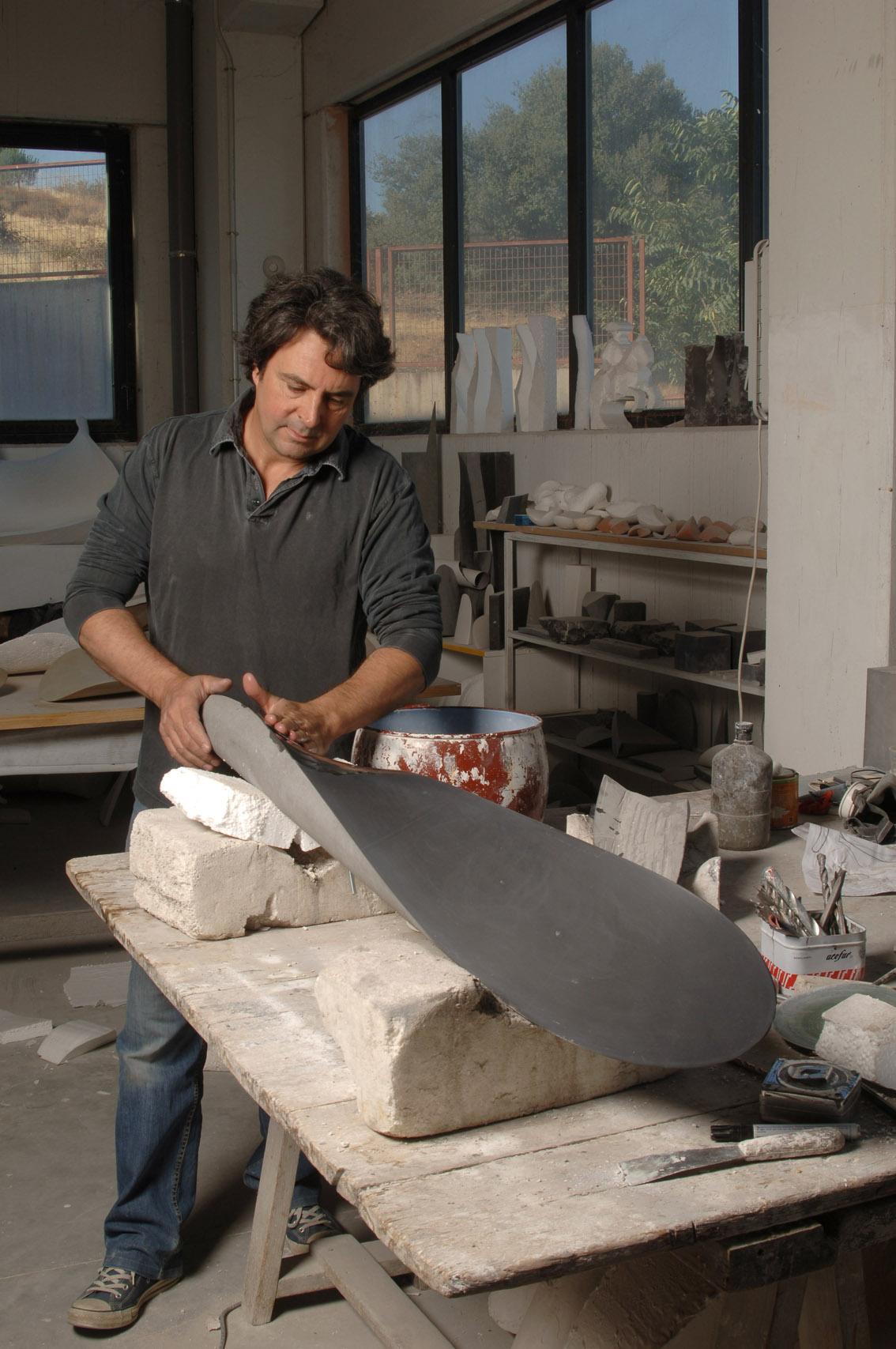 escultor taller