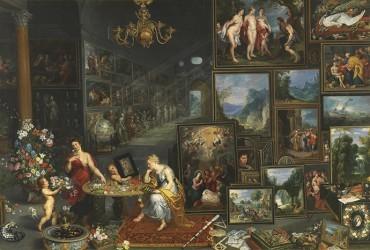 Mensajes ocultos entre las pinturas