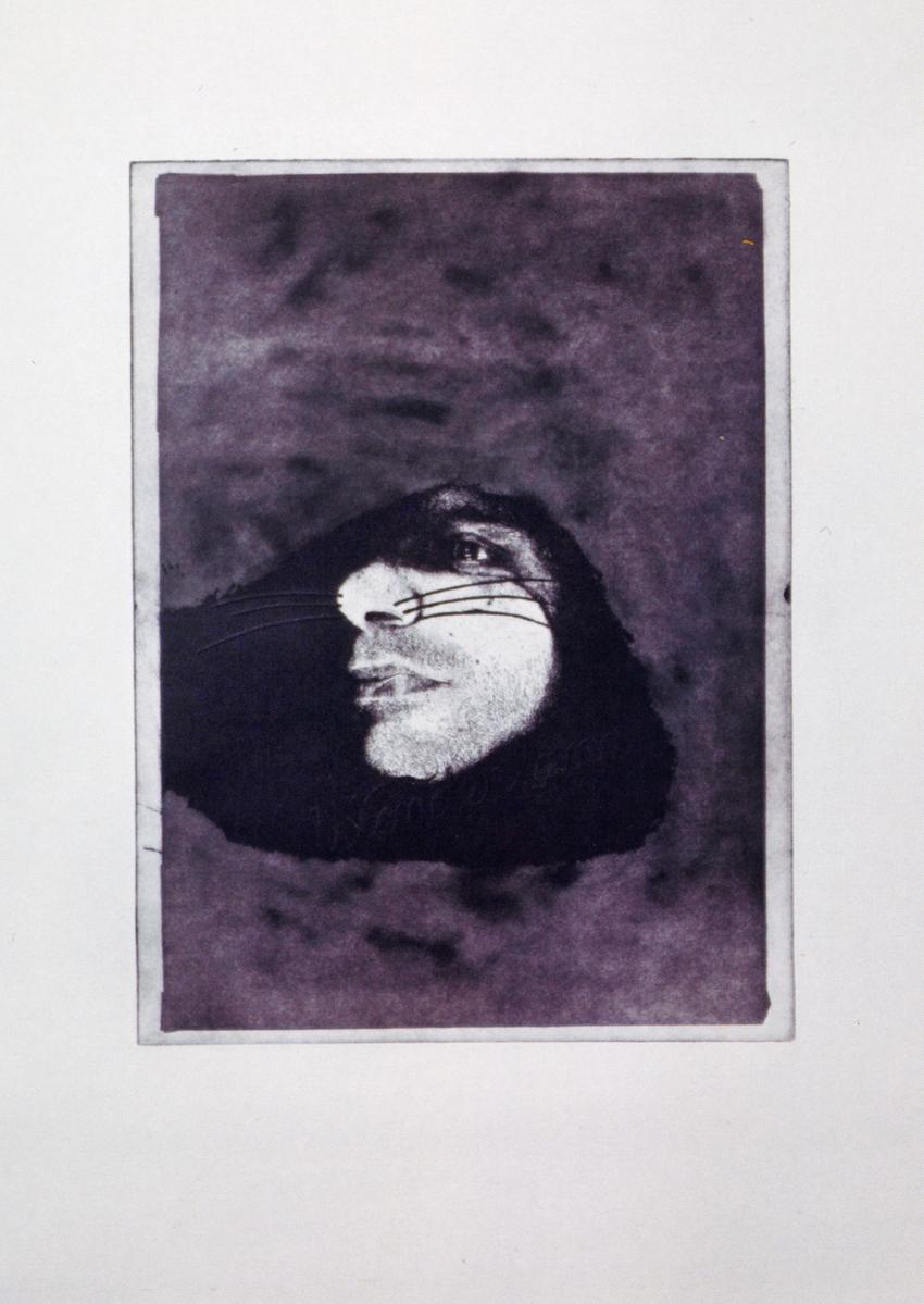 Miraculu, 1994, fotograbado y aguatinta, papel Vélin de Arches, 20 gr, 66 x 50 cm, ed. de 50 ejemplares + 10 PA + 5 HC.