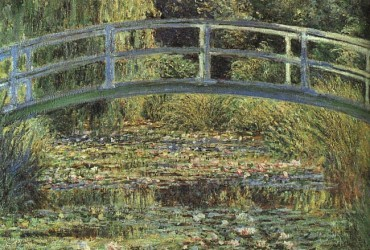 Claude Monet, homenaje al instante y la luz