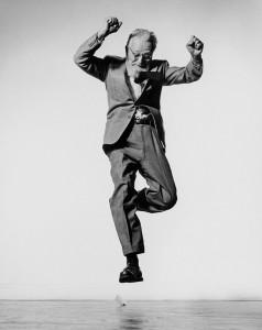 Edward Steichen, por Philippe Halsman, Magnum Photos, 1959.