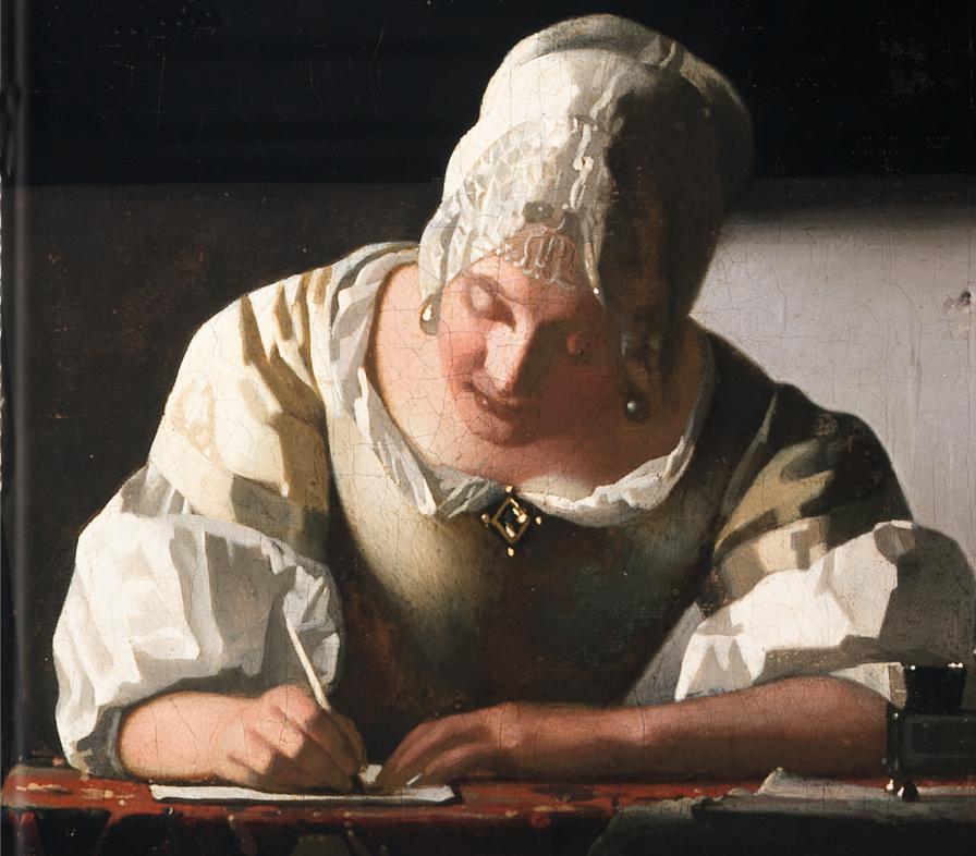 De mujeres rusas escribiendo catriona