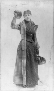 Nellie Bly. Library of Congress.
