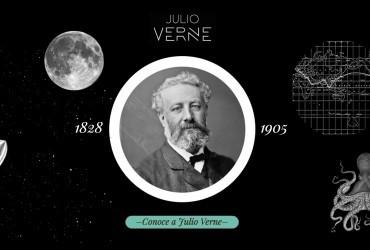 Julio Verne, curiosidad infinita