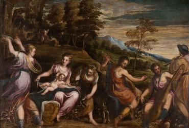 Schiavone: esplendor renacentista