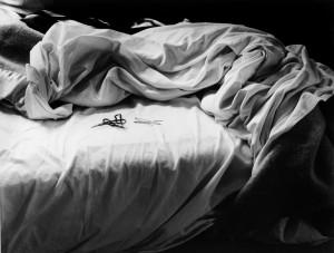 la cama deshecha