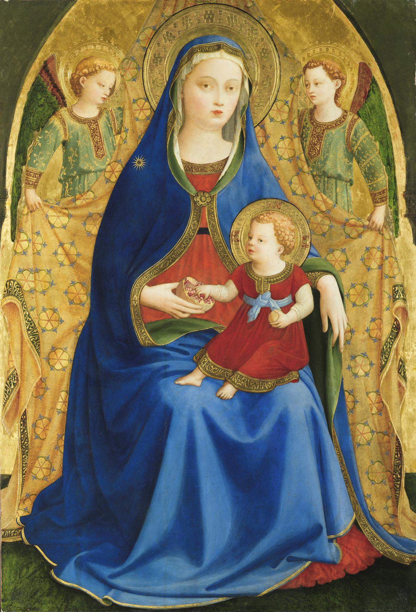 Fra Angélico, el pincel de Dios – Descubrir el Arte, la revista ...