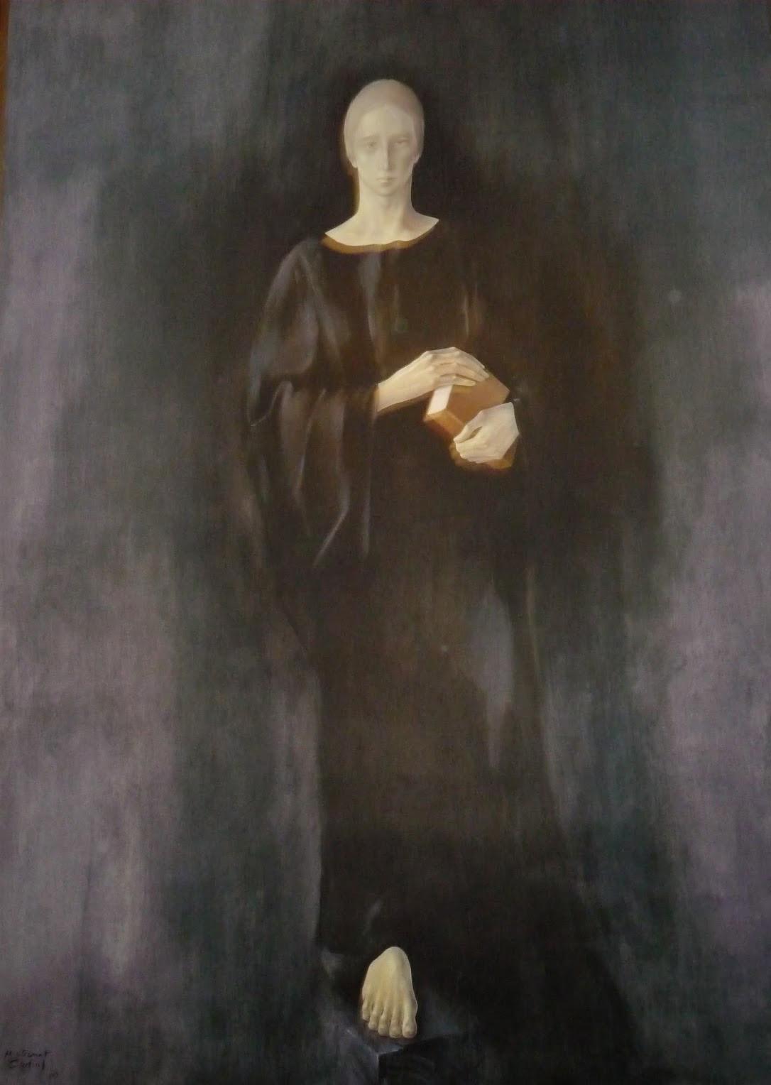 Sant Benet, 1980, abadía de Montserrat.