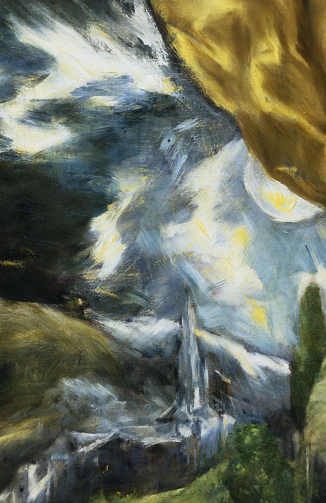 Inmaculada Oballe, óleo sobre lienzo, 1607-13, Toledo, Museo de Santa Cruz. Depósito de la Parroquia de San Nicolás de Bari.