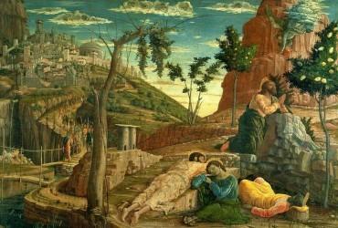 Mantegna: maestro de la perspectiva y el escorzo