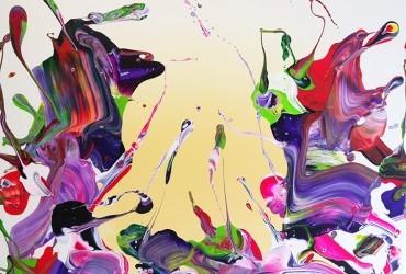 Alex Voinea y el color expansivo