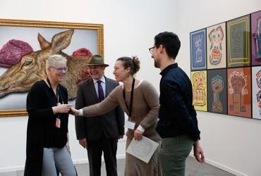 Kir Royal Gallery de Valencia, premio XTRart a la mejor propuesta artística de Art Madrid