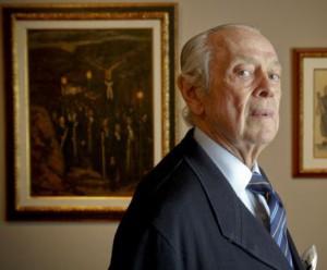 Leandro Navarro, fundador de la galería.