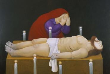 La Semana Santa de Fernando Botero
