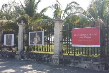 """El Prado se """"instala"""" en La Habana"""