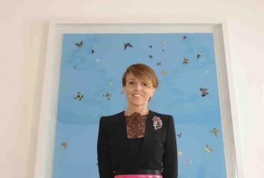 """Patrizia Sandretto Re Rebaudengo, premio """"A"""" 2016 al coleccionismo internacional"""