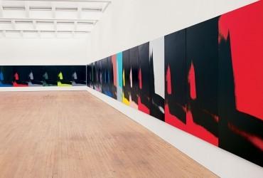 El Warhol más abstracto