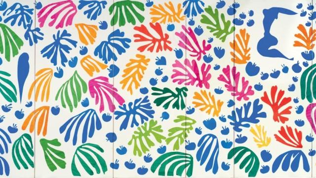 Los colores de Matisse para niños de 1 a 3 años