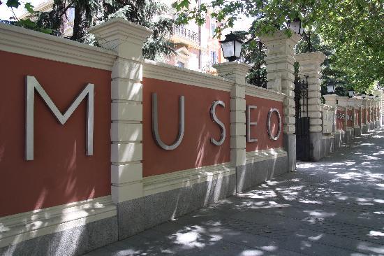 """Fachada del Museo Lázaro Galdiano, donde se celebran los encuentros """"El arte contemporáneo en el sector privado y público""""."""