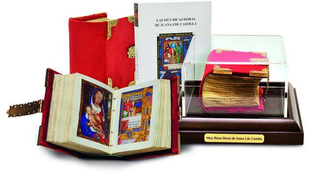 El Libro de Horas de Juana la Loca: arte en pergamino