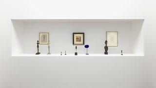 Un diálogo entre Giacometti y Klein