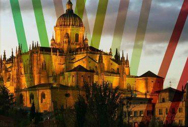 Salamanca se viste de luz
