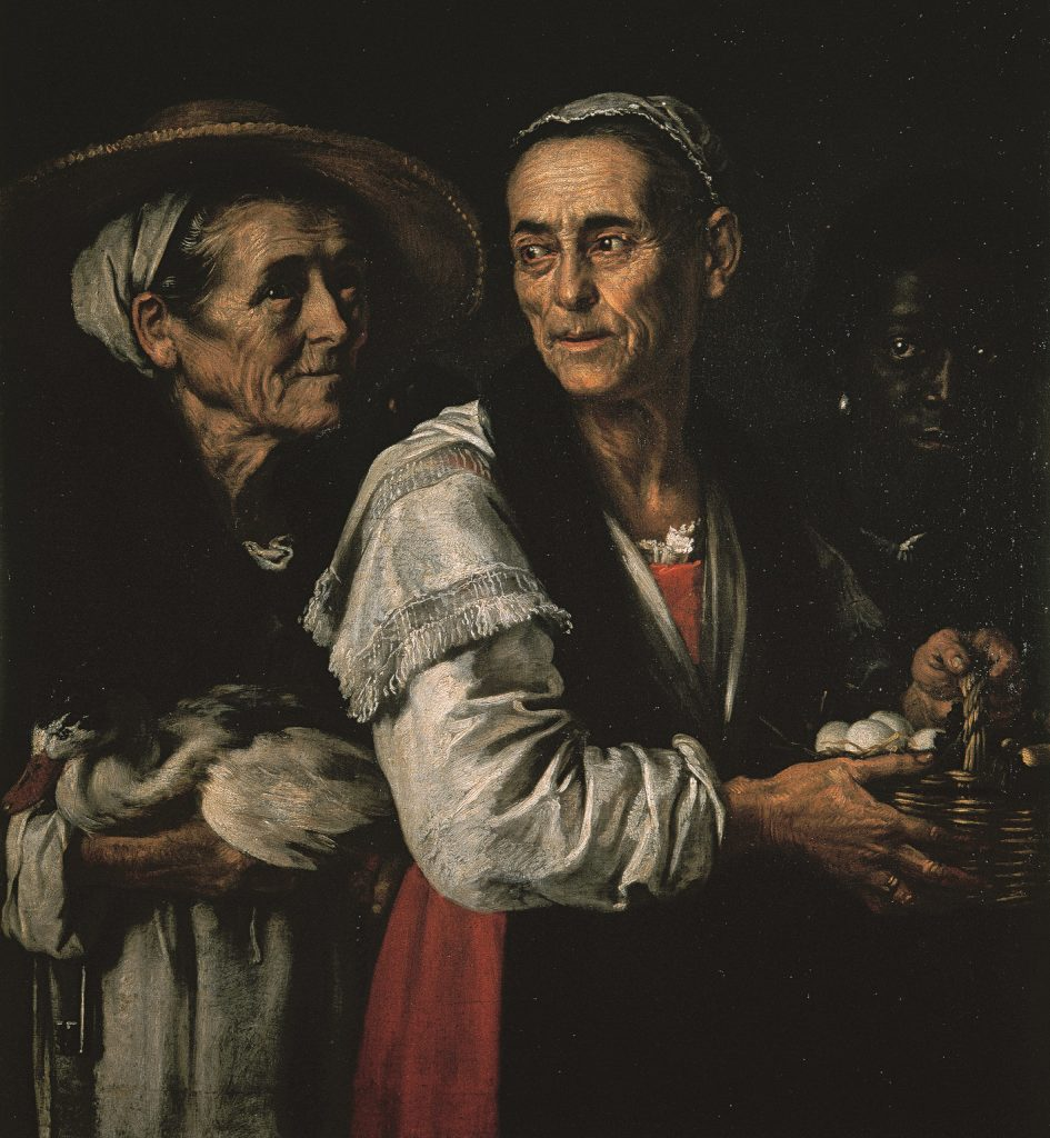 Madonna Domenica delle Cascine, la Cecca di Pratolino e Piero moro, de Justus Suttermans, h. 1634, óleo sobre lienzo.