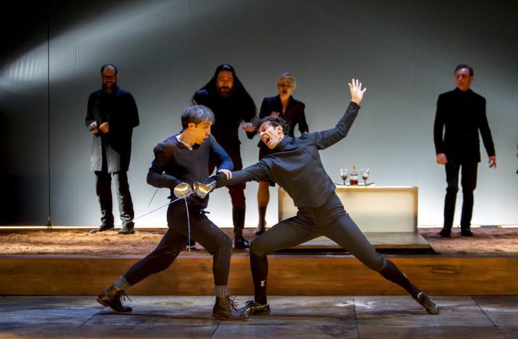 Hamlet. Foto Ceferino López.