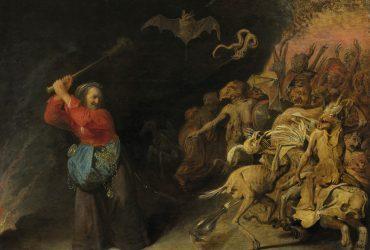 Brueghel, el inventor de la iconografía de las brujas