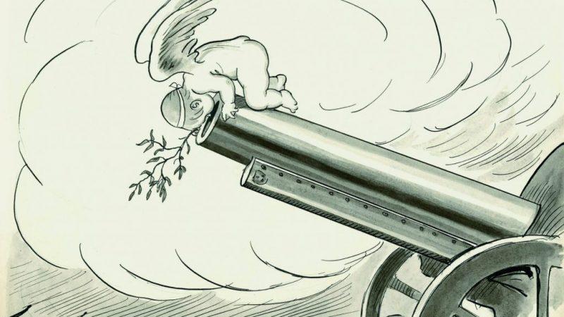 La Gran Guerra vista por Sileno