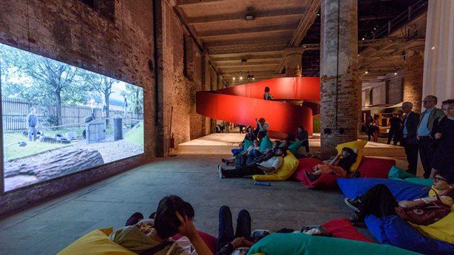 Cita con la arquitectura comprometida en Venecia